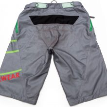 Shorts Stream (Grey-Green)-Back